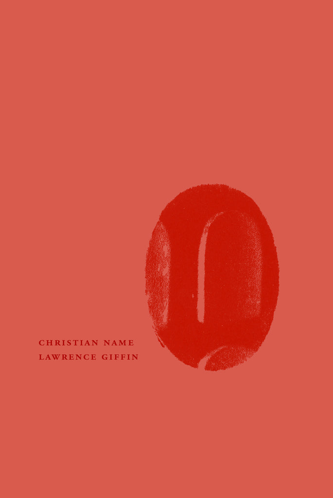 CHRISTIAN NAME by Lawrence Giffin