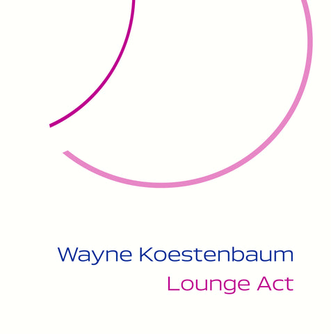 LOUNGE ACT by Wayne Koestenbaum