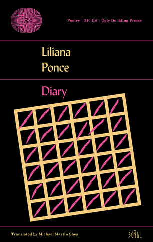 DIARY by Liliana Ponce
