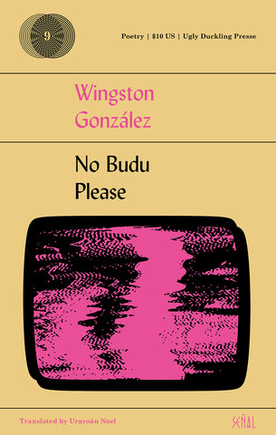 NO BUDU PLEASE by Wingston González