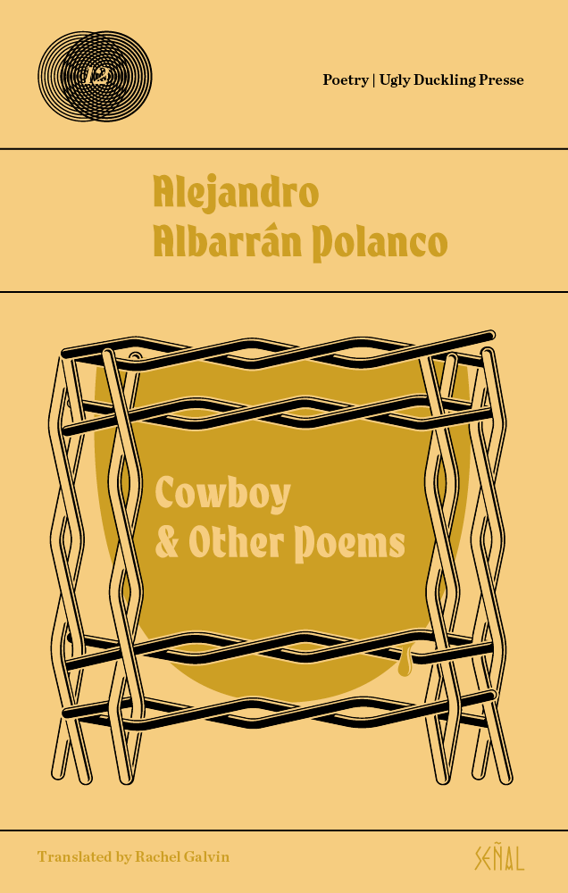 COWBOY & OTHER POEMS by Alejandro Albarrán Polanco