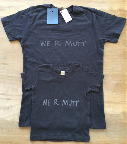 WE R. MUTT T-SHIRT