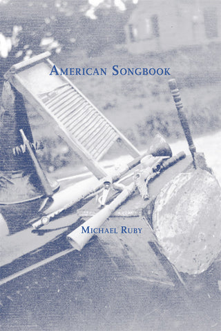 AMERICAN SONGBOOK by Michael Ruby