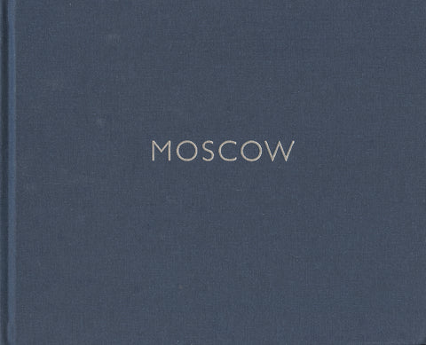 MOSCOW by Yevgeniy Fiks (book)