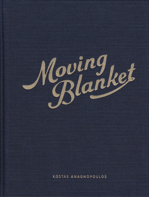 MOVING BLANKET (CLOTHBOUND) by Kostas Anagnopoulos