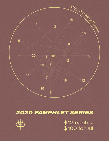 2020 Pamphlet Series Subscription