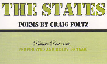 THE STATES by Craig Foltz