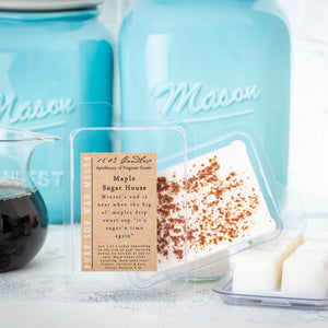 1803 Candles: Maple Sugar House Soy Melter