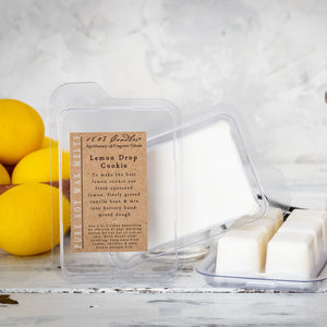 1803 Candles: Lemon Drop Cookie Soy Melter