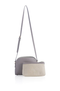 Dallas Cross-Body Handbag, Lavender