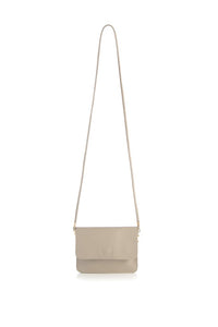 Fiona Cross-Body Handbag, Stone