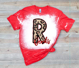 *PREORDER*: Bleached RICHMOND DEVILS Tee, ADULT Sizes S-4XL