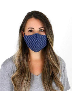 Adult Triple Layered Cotton Mask with 10 Filters