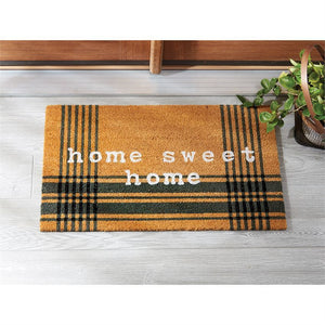Mud Pie* Home Sweet Home Doormat