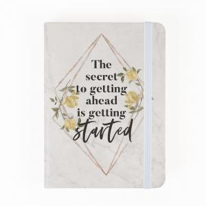The Secret To Getting Ahead Sentiment Notebook