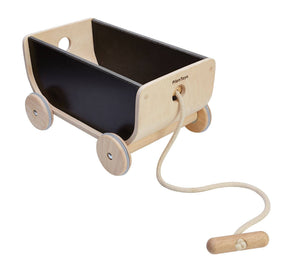 PlanToys Wagon, Black