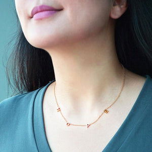 Good Works: HOPE Necklace (Gold or Silver)
