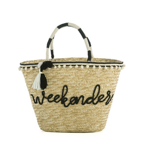 Weekender Large Beach Vacation Tote