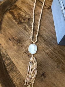 Sandy Shores Pendant Necklace