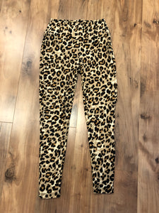 Buttery Soft Leopard Leggings