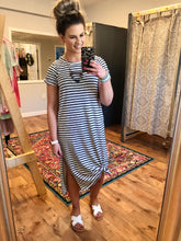 Load image into Gallery viewer, By the Boardwalk Maxi Dress