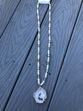 Load image into Gallery viewer, All Things Geode Necklace