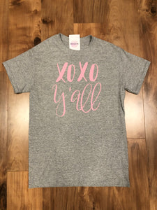 XOXO Y'all Graphic Tee