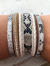 Load image into Gallery viewer, Rattlin' Around Wrap Bracelet