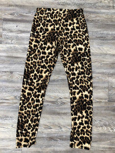 Call Of The Wild Leopard Leggings