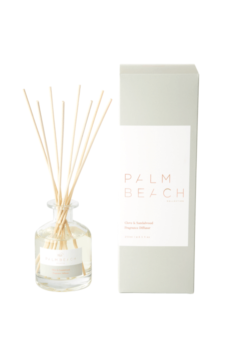 Palm Beach Clove and Sandlewood Reed Diffuser 250ml