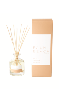 Palm Beach Lillies and Leather Reed Diffuser 250ml