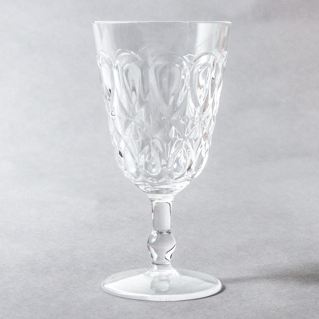 Gala Acrylic Wine Glass - Clear