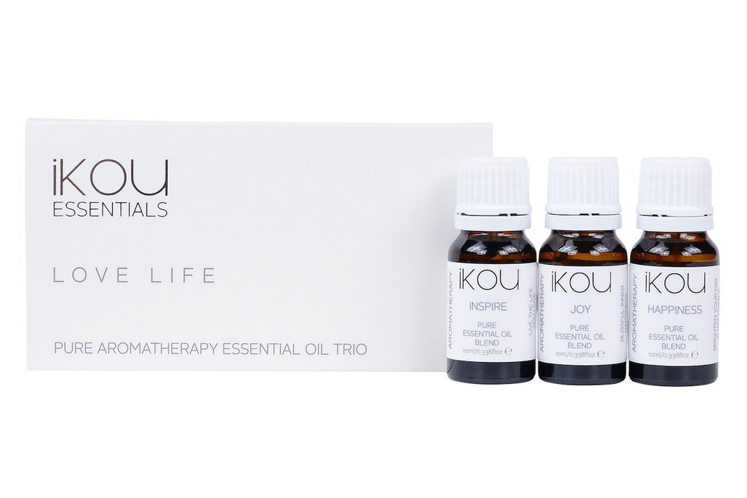 IKOU Essential oil trio _LOVE LIFE