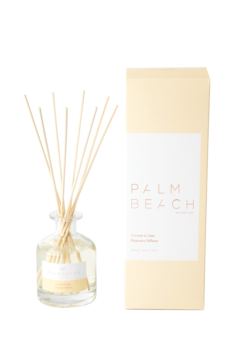 Palm Beach Coconut and Lime Reed Diffuser 250ml