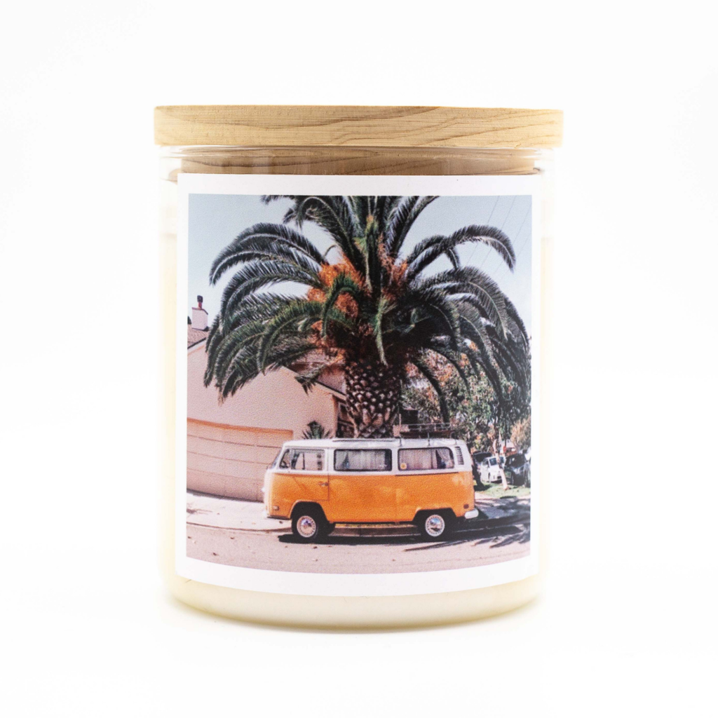The Commonfolk Collective Jasper Kombi Soy Candle