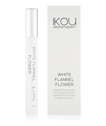 IKOU Roll-on bottle Flannel Flower