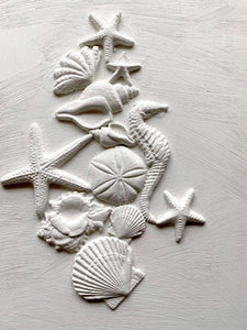 "IOD DECOR MOULDS ""Sea Shells"""