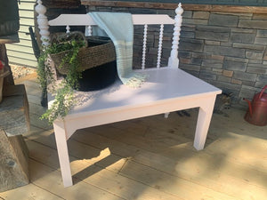 Headboard Bench----SOLD (NO ARMS)