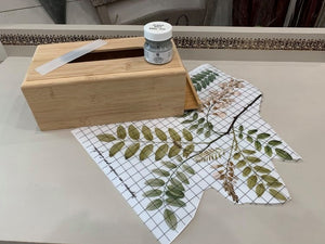 DIY TISSUE BOX & TRANSFER KIT