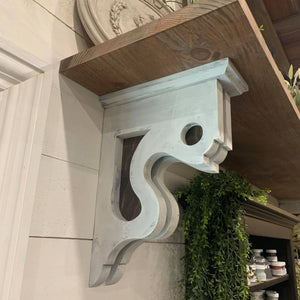 CORBEL TWO TONED