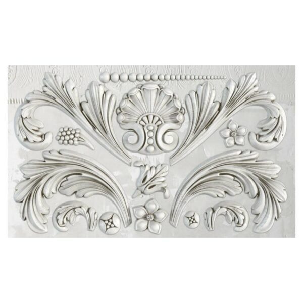 IOD DECOR MOULDS ACANTHUS SCROLL