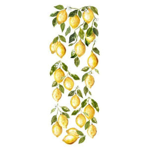 "IOD TRANSFER LEMON DROPS 12"" X 33"""