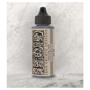 IOD DECOR INK STONE GRAY