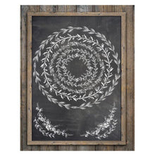 "Load image into Gallery viewer, IOD STAMP WREATH BUILDER 12""X12"""