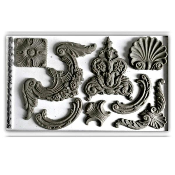 IOD DECOR MOULDS CLASSIC ELEMENTS