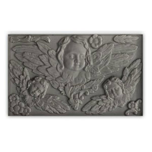 IOD DECOR MOULDS Classic Cherubs---RETIRED