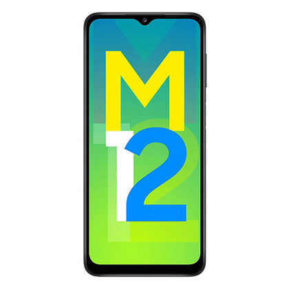 Samsung Galaxy M12 6GB 128GB Black - VirginMobile