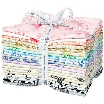 On the Lighter Side Fat Quarter Bundle
