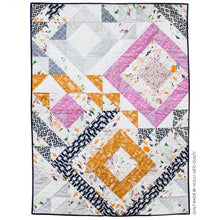 Load image into Gallery viewer, Triangle Jitters Quilt Pattern