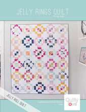 Load image into Gallery viewer, Jelly Rings Quilt Pattern